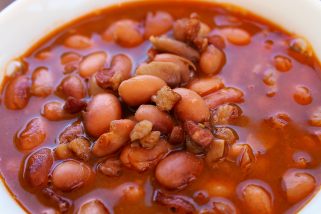 Smokehouse Pinto Beans Recipe