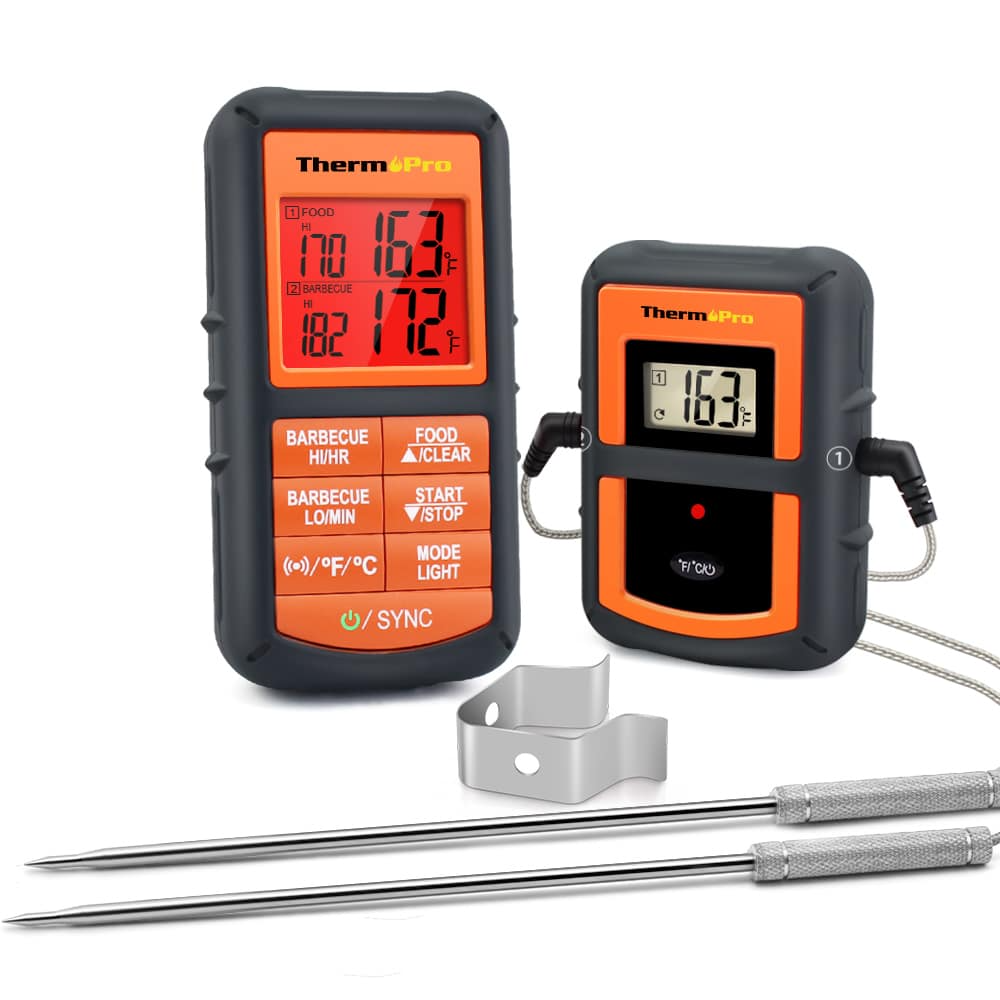 ThermoPro TP08S Digital Wireless Meat Thermometer